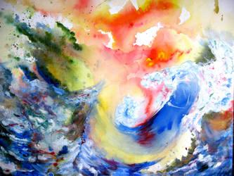 Wave by moraywatson