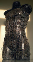 techno torso by richardsymonsart