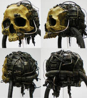 servo skull, detail by richardsymonsart