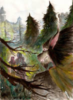 Warcraft - at first sight by moorunpott
