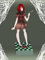 Cobwebbed Mind by ES-Dinah
