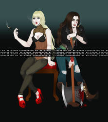 Bloodlines by ES-Dinah