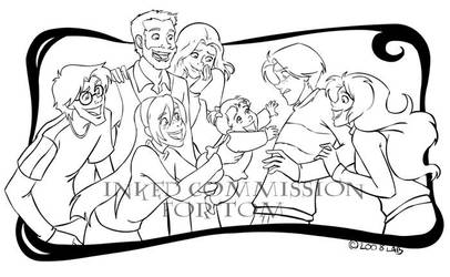 Toms family - HP by lberghol