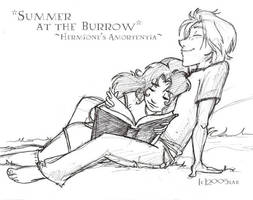 Hermiones Amortentia -HBP by lberghol