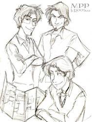 The Good Ol Boys -HP by lberghol
