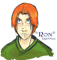 Flash.Ron - HP by lberghol