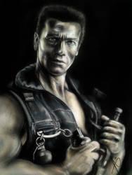 Arnie by HrvojeSilic