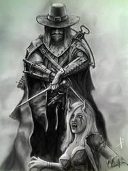Witch hunter by HrvojeSilic