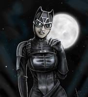 Catwoman by HrvojeSilic