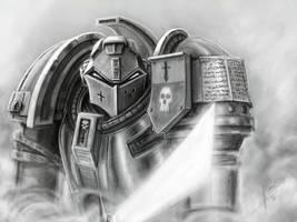 Grey Knight 3 by HrvojeSilic