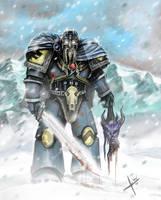 Emperors Wolf by HrvojeSilic