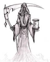 Dont Fear The Reaper by KiubezUndermann