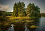 Knapps Loch - Picturesque Corner by SaraWolfPhotographer