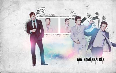 Ian Somerhalder by who-else