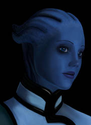 Liara by Maloneyberry