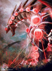 Destroyer Dragon Gandora by andytantowibelzark
