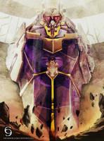 Commission: D/D/D Doom King Armageddon by andytantowibelzark