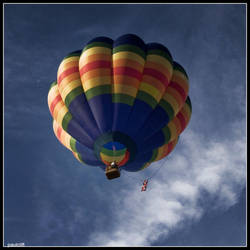 Balloon festival 3 by paulclift