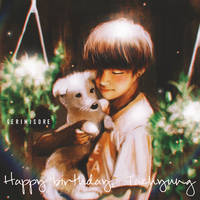 Happy Taehyung Day! by ririss