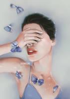 Butterfly Milk. by ririss