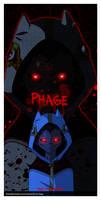 Phage by ikzan