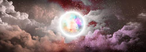 Moon by ikzan