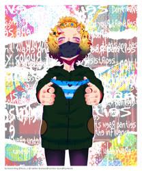 Pantsu Monster by ikzan
