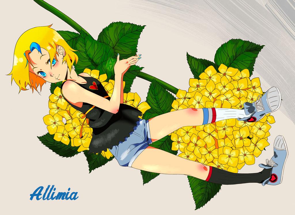 Allimia by ikzan