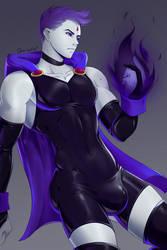 Raven by GasaiV