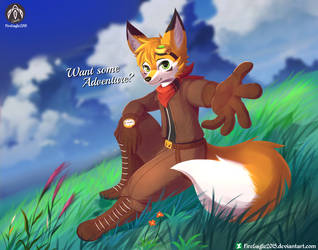 Time for Adventure [Art Gift] by FireEagle2015