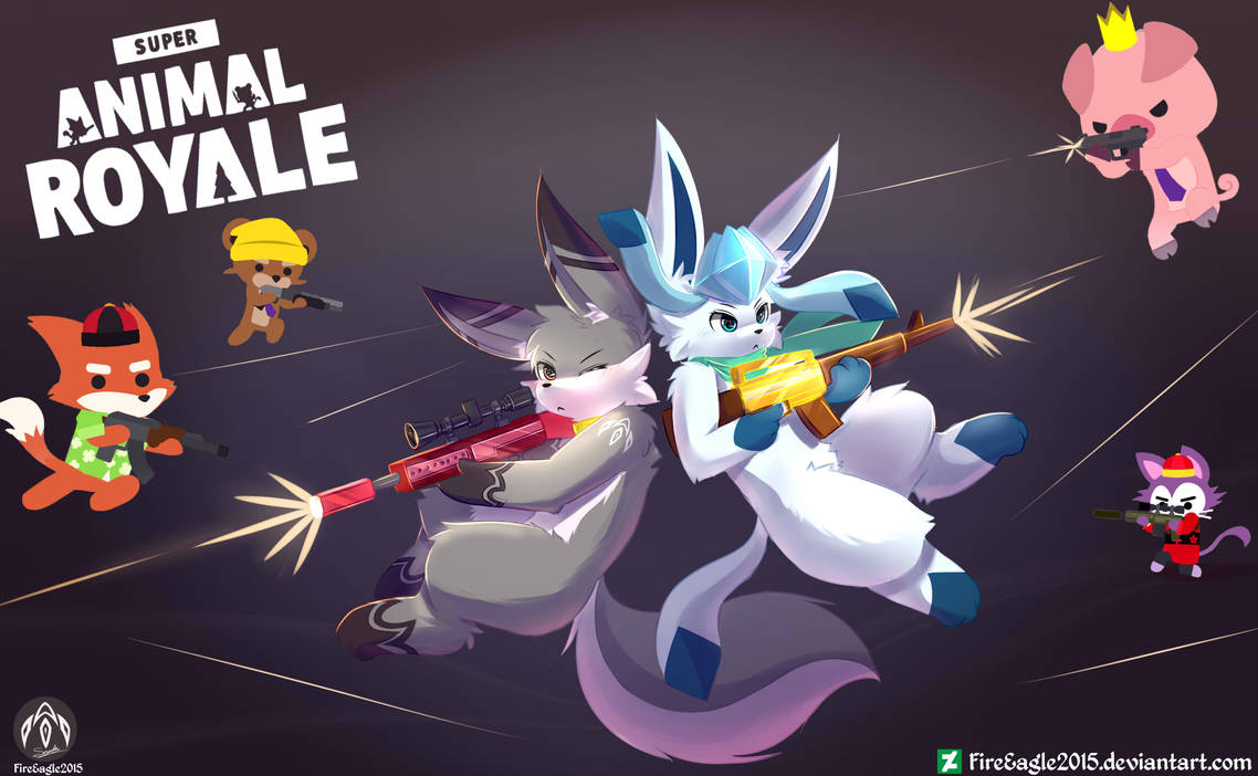 Super Animal Royale by FireEagle2015