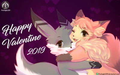 Happy Valentines Day 2019 by FireEagle2015