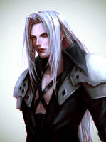 FF7: Sephiroth by IIclipse