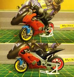 Apocalypse Motorbike Update #1 by RoadWarriorJohn