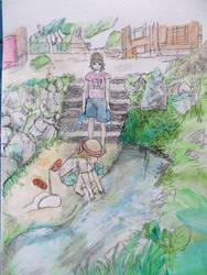 Childhood Memories by RhymeFox95