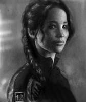 Katniss Everdeen by maeve88