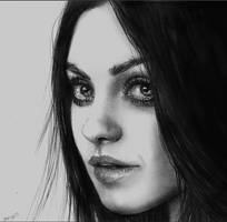 Mila Kunis. by maeve88