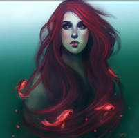 Ariel by maeve88