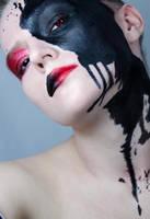 Black Dahlia by MissMalerie