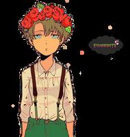 Levi render 3 by StrawberryTv
