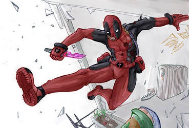 DeadPoOl by Vamore
