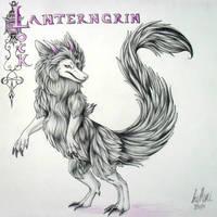 Lock Lanterngrin by InuMimi