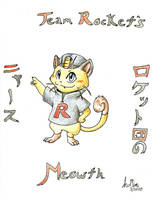 Meowth by InuMimi
