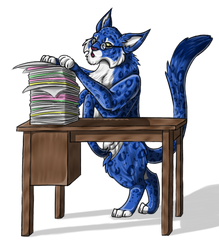 Zethyc Help Desk by InuMimi
