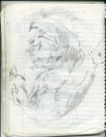 Charizard's Rage by InuMimi