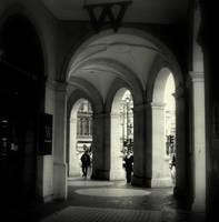 Arches II by lostknightkg