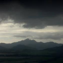 Mount doom by lostknightkg