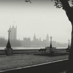 August in London. by lostknightkg