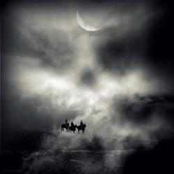 The Horsemen by lostknightkg