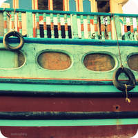 Boat window by lostknightkg